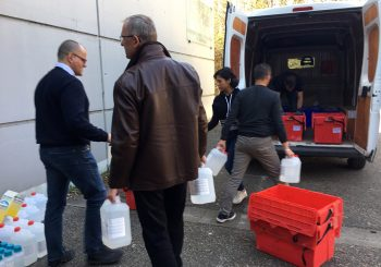 ENSCMu COORDINATES A DONATION FOR THE HOSPITAL OF MULHOUSE