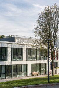 ENSCMu façade Werner