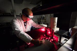 Recherche en photochimie