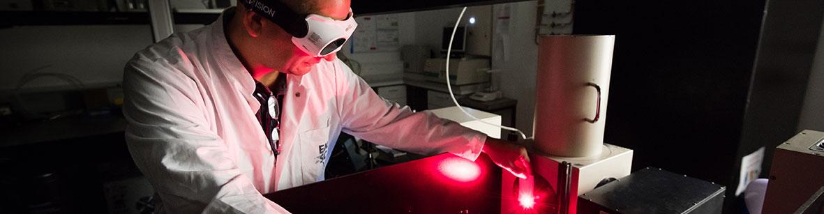 Recherche en photochimie – Carrousel