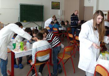 ATELIERS SCIENTIFIQUES À RIXHEIM