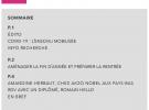 LETTRE D'INFORMATION DE L'ENSCMu : AMÉNAGER LA FIN D'ANNÉE ET PRÉPARER LA RENTRÉE