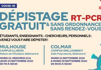 COVID-19 : POINT DE SITUATION AU 18.09.20