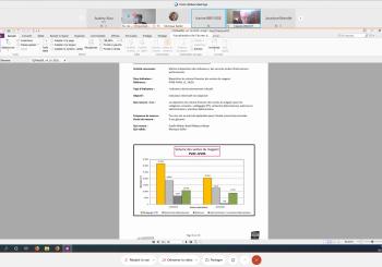 ISO 9001 : L'AFNOR AUDITE L'ENSCMu EN VISIO