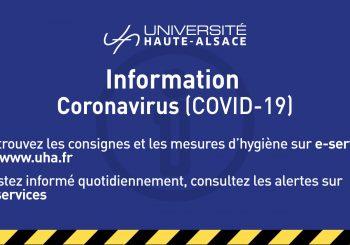 COVID-19 : RETOUR DE VACANCES SANS ÉLÈVES