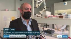 Zéolithes – Reportage 19/20 France 3 Alsace